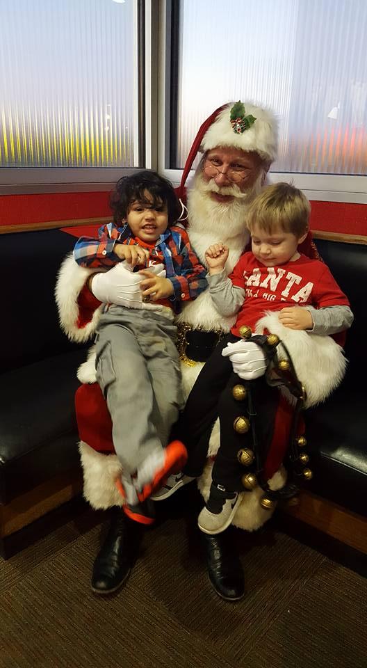 Ho! Ho! Ho! Merry Christmas